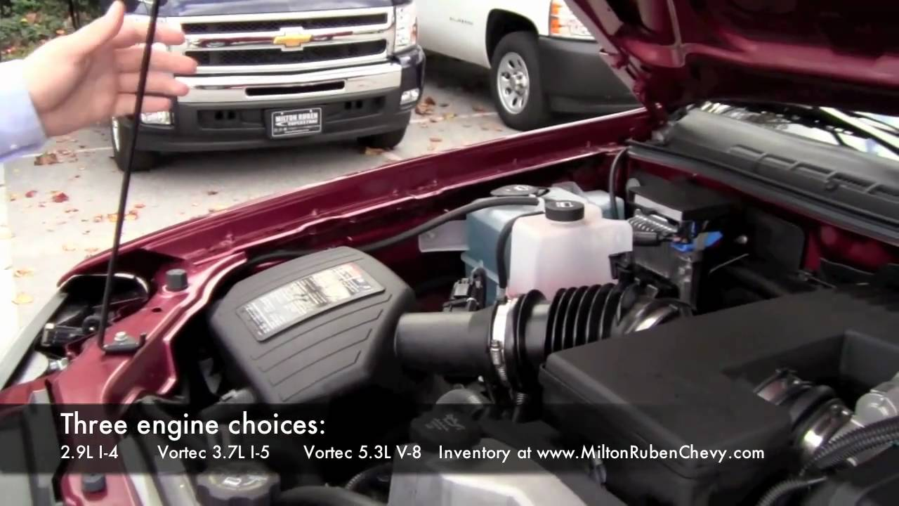 2011 Chevy Colorado Milton Ruben Chevrolet Of Augusta