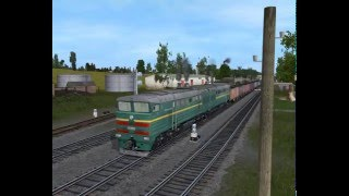 2ТЭ10У-0479   Trainz Simulator 12