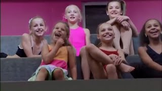 Dance Moms -The Girls Laugh At How Their Moms' Dance (S1,E6)