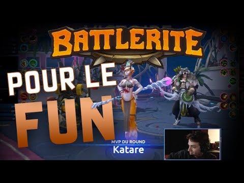 BATTLERITE SQUAD #1 : NOUVEAU CONCEPT !