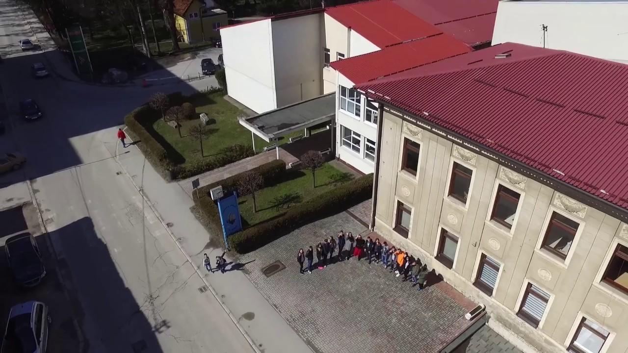 Srednja Skola Ivan Goran Kovacic Kiseljak Promo Spot Youtube