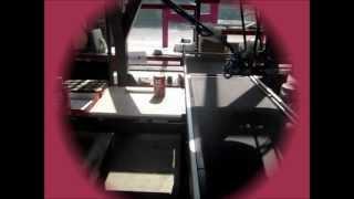 Robotergreifer   Pick and Place - aus CFK für Hochgeschwindigkeits palettieren