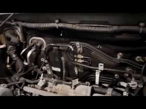 2003 Toyota Highlander P0330 how to remove the intake manifold - YouTube