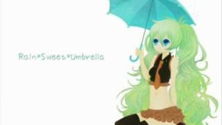 Download 【初音ミクappend SWEET】Rain*Sweet*Umbrella【オリジナル】 Mp3