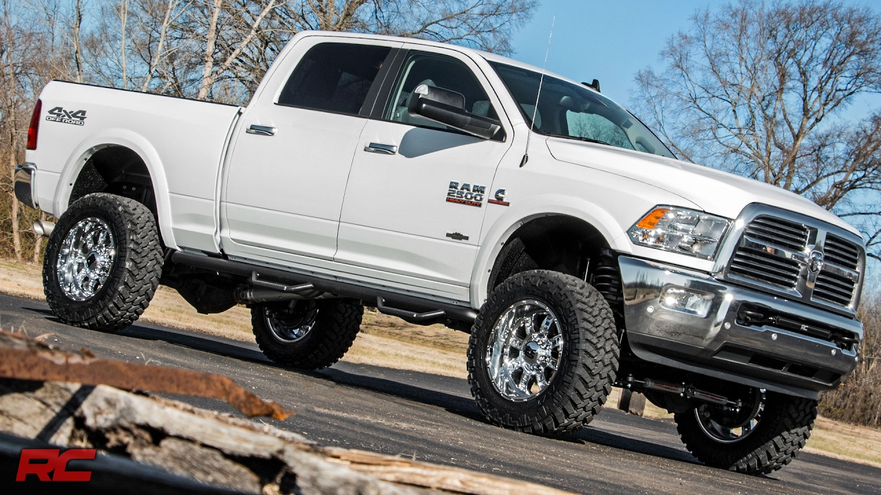 small resolution of 2014 2017 ram 2500 5 inch suspension lift kit
