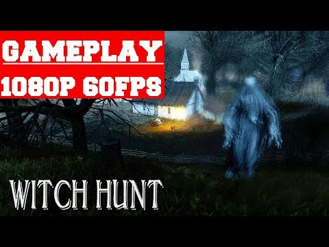 Witch Hunt Gameplay (PC)