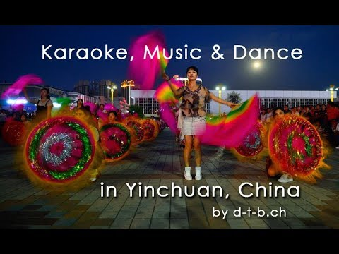 Karaoke, Music & Dance in Yinchuan, China by d-t-b.ch