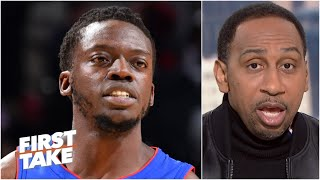 Stephen A. reacts to Reggie Jackson to the Clippers | First Take