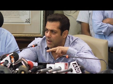 Salman Khan new Brand Ambassador of BMC | Full Interview Video