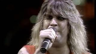 OZZY OSBOURNE - Speak Of The Devil Concert (1982)