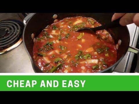 How To Make Vegan Chili / Easy Vegan Recipe