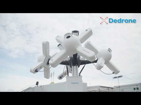 Die Deutsche Telekom geht zusammen mit Partner auf Drohnenjagd