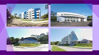Conociendo nuevos edificios  en el Campus Central Dr. Víctor Levi Sasso