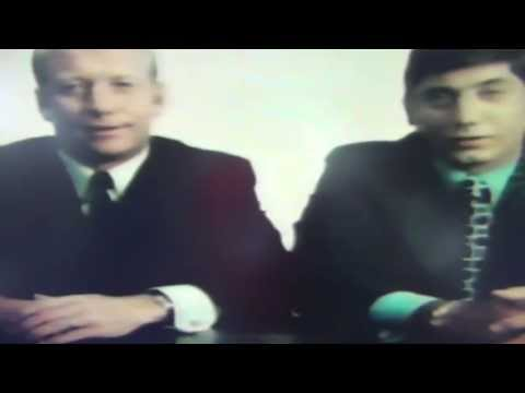 Mickey Mantle & Joe Namath Commercial! Employment Agency