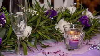 bridal table video