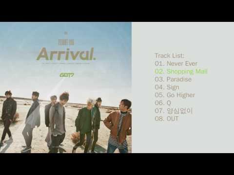FULL ALBUM GOT7   FLIGHT LOG  ARRIVAL