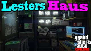GTA 5 Online LESTERS HAUS/HOUSE Glitch *SOLO* | Secret Location / Geheimer Ort | 1.35 NHW HD