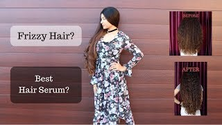 DIY: How to Get Rid of FRIZZY HAIR| How To Tame Frizzy Hair