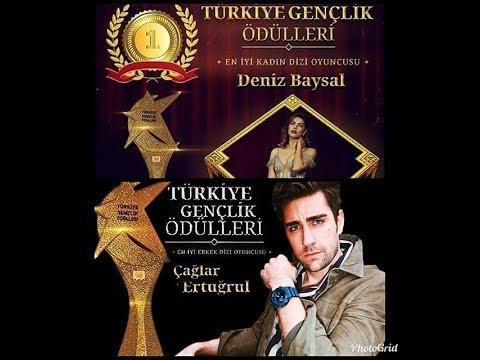 turkiye genclik odullerini kazananlar 2018 caglar ertugrul deniz baysal cagden
