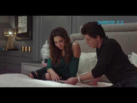 D'Decor TVC | Shahrukh Khan & Gauri Khan | Punit Malhotra | A Dharma 2.0 Production
