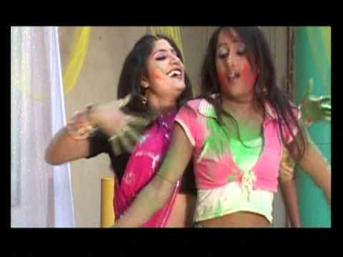 Chhoda Rang Dihe Choliya [Full Song] Ramgarh Ke Holi- Non Vege Holi Gabbar Singh Ke Sang