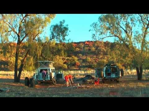 The Australian OutbackTour  - Von Alice Springs nach Fraser Island