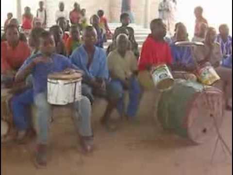 Chad / Tchad, N Djamena, Kelo, Lai y Dono Manga - VIDEO-