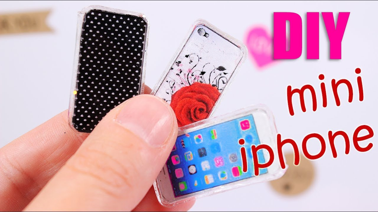 How To Make Your Own Case For Iphone