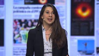 The Event Horizon Telescope Project - Dr. Katie Bouman - .NEXT Europe 2019