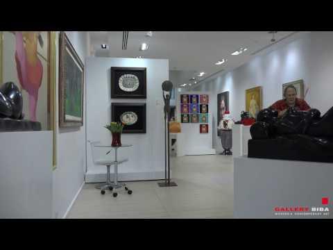 Gallery Biba - Contemporary Art Gallery in Palm Beach, Florida - Skyarrow Media