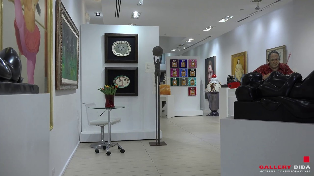 Contemporary Modern Art Galleries Palm Beach
