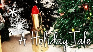 The Lonely Lipstick: A Holiday Stop Motion Tale // I love makeup.