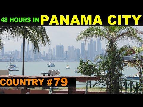 A Tourist's Guide to Panama City, Panama