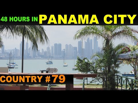 A Tourists Guide to Panama City, Panama