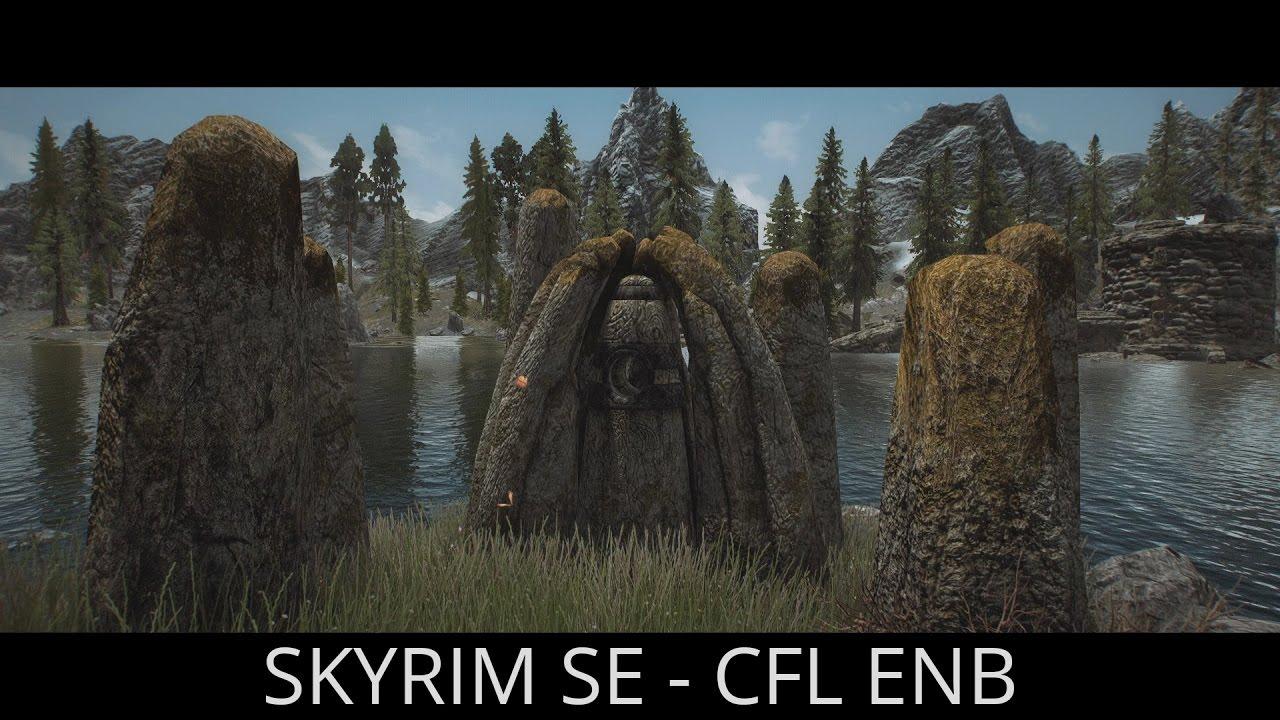 CFL ENB - Cinematic FIlm Looks (Skyrim SE Edition) at Skyrim Special