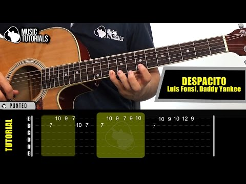 Cómo tocar Despacito de Luis Fonsi Ft Daddy Yankee | TUTORIAL COMPLETO