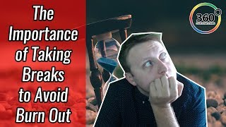 TAKE BREAKS IN WEB DEV OR SUFFER THE CONSEQUENCES | HOW LONG I HAVE GONE WITHOUT CODING | ASK A DEV Mp3