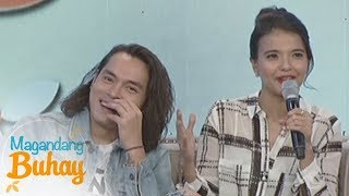 Magandang Buhay: Alex reveals something about Jake's past relationship