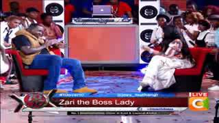 Finally zari answers why she rejected Ringtone's proposal