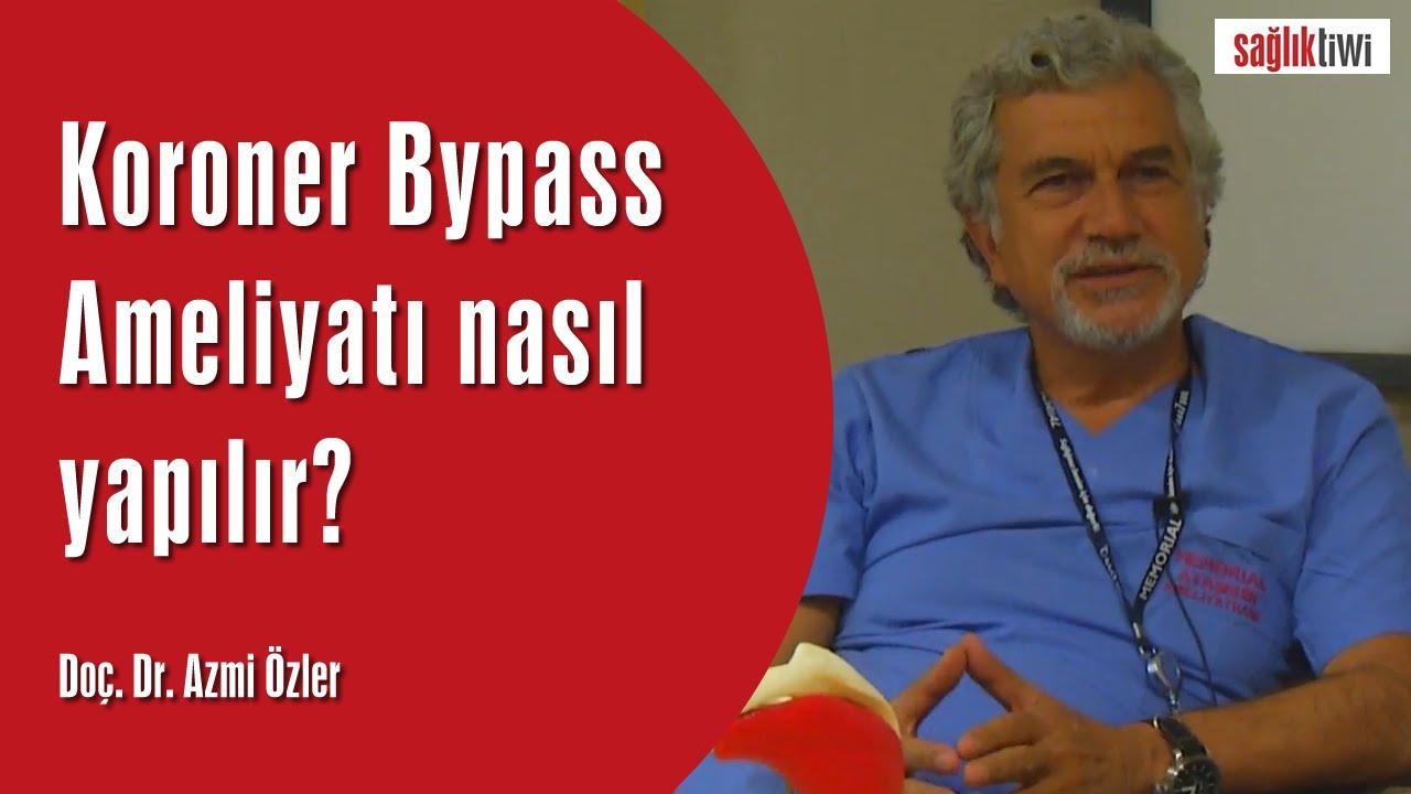 Koroner Bypass Ameliyatı nasıl yapılır?