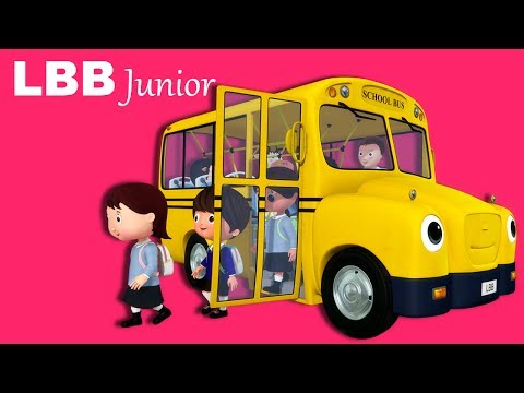 Going Back To School Today | Original Songs | By LBB Junior