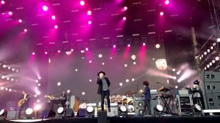 Beck - Girl - Live at Helsinki, Finland 16.08.2015  -  HD/4K