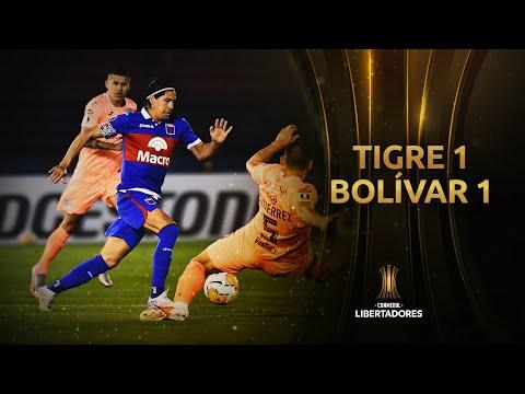 Tigre vs. Bolívar [1-1] | RESUMEN | Fase de Grupos | Jornada 4 | CONMEBOL Libertadores 2020