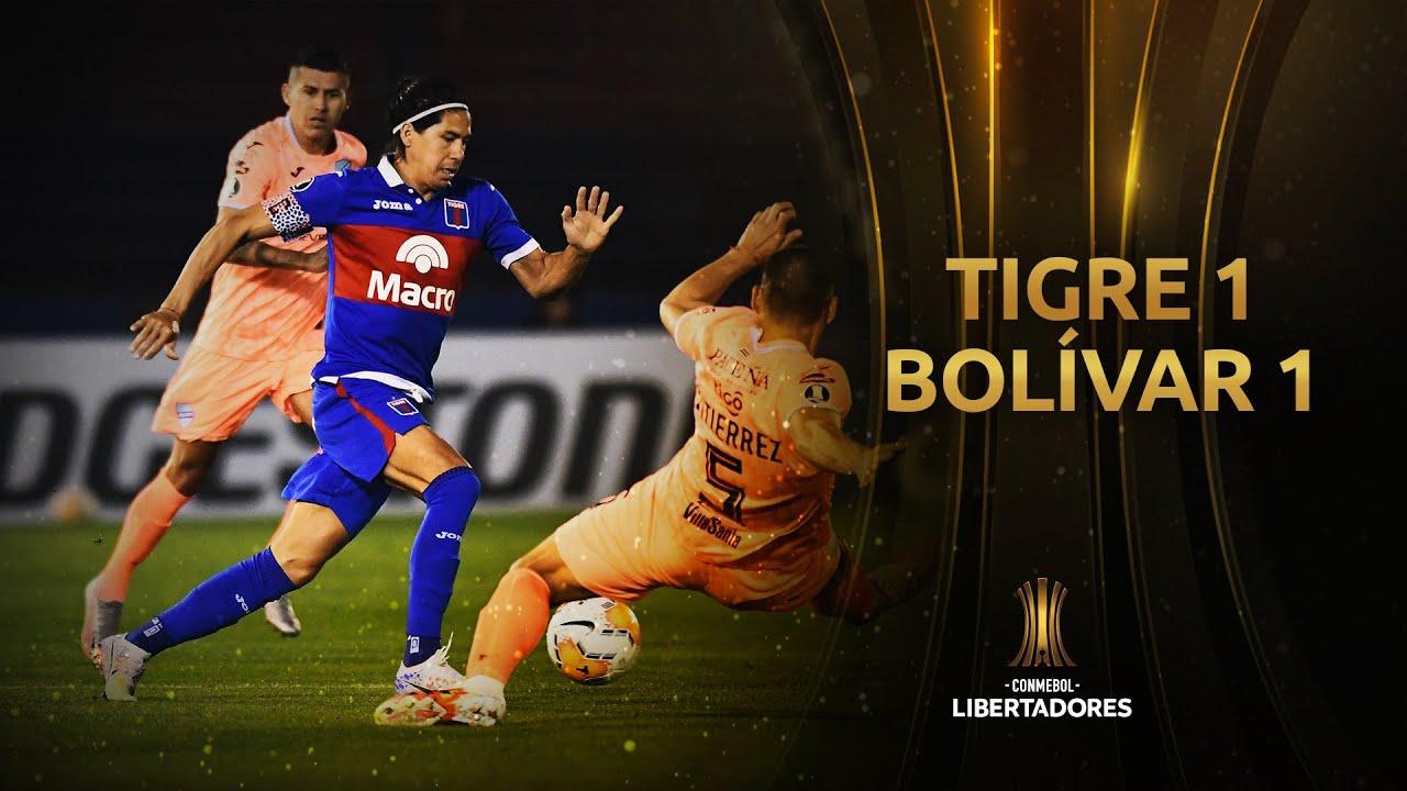 Tigre vs. Bolívar [1-1]   RESUMEN   Fase de Grupos   Jornada 4   CONMEBOL Libertadores 2020