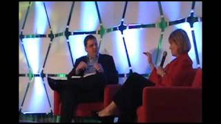 Yahoos CEO Carol Bartz tells Michael Arrington to F-off At TechCrunch Disrupt New York City