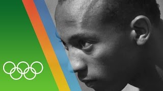 Jesse Owens at Berlin 1936   Epic Olympic Moments