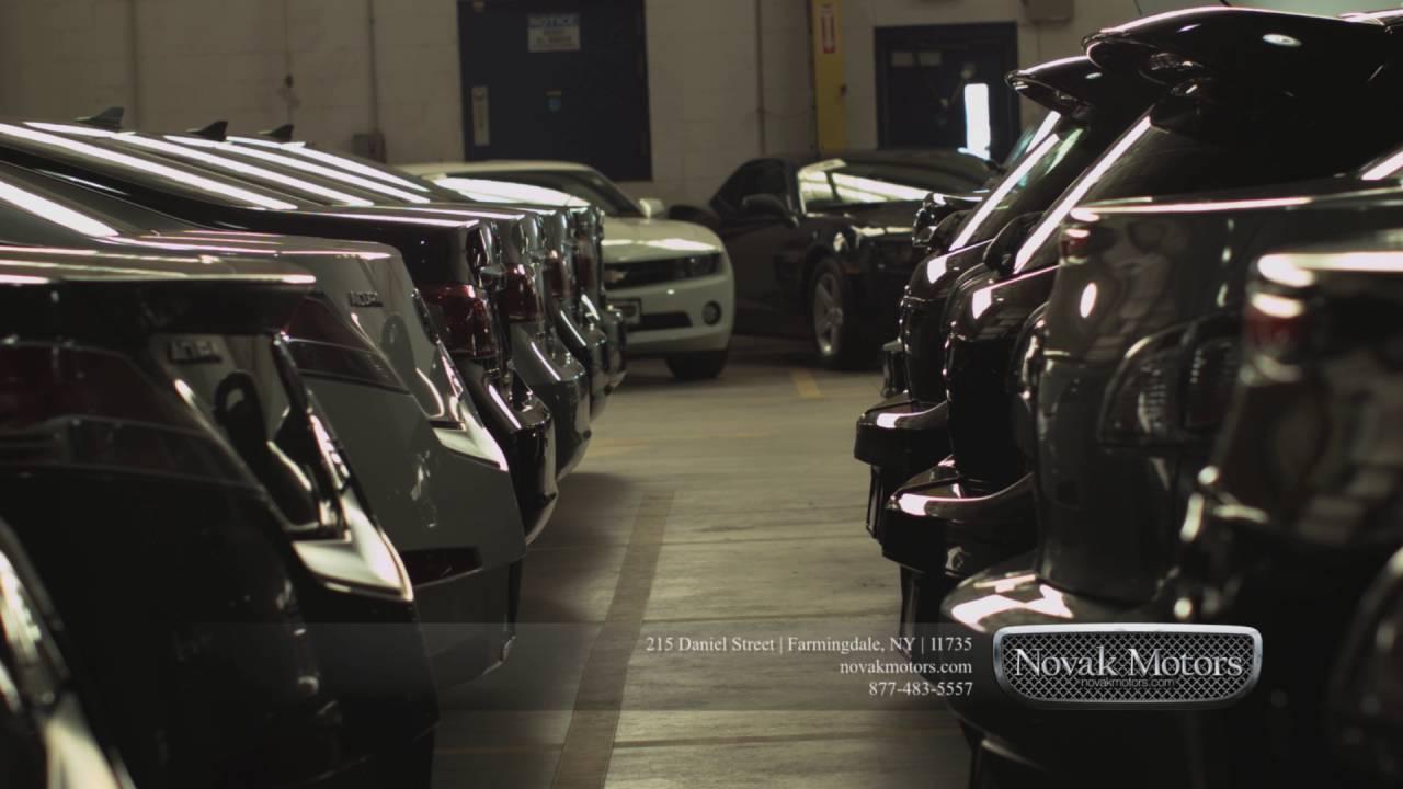 Novak Motors Nj >> Novak Motors NY - New Location! - YouTube