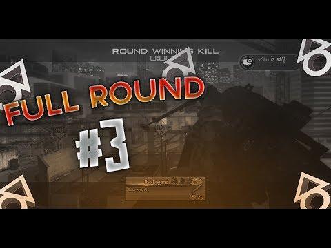 Full Round #3 @Luxqr