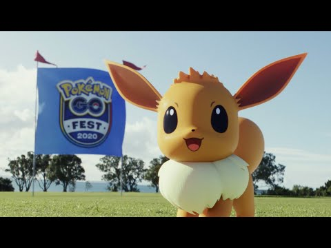 Look closer to discover what Pokémon GO Fest 2020 has in store!