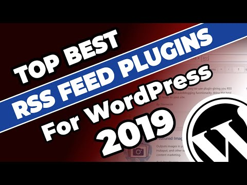 RSS Feed Plugins - 5 Best Tools For Your WordPress Website